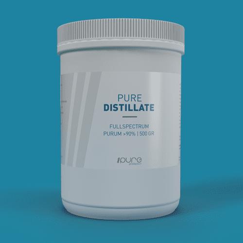 Pure Production Bulk Packshot - CBD Distillate